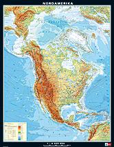 Nordamerika, physisch