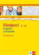 Fördern! 5-10 Englisch Lernspiele