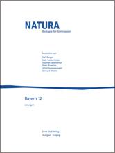 Natura 12 -  Biologie für Gymnasien