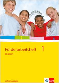 Förderarbeitsheft 1 - Englisch