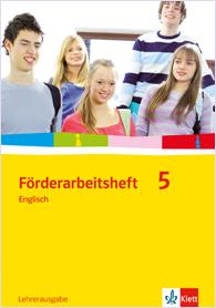 Förderarbeitsheft 5 - Englisch