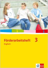 Förderarbeitsheft 3 - Englisch
