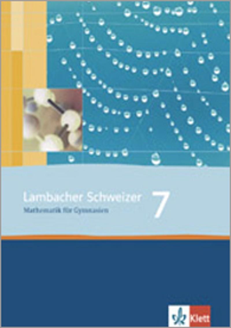 ernst klett verlag lambacher schweizer mathematik 7 ausgabe rheinland pfalz ab 2006 produktdetails. Black Bedroom Furniture Sets. Home Design Ideas