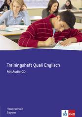 Trainingsheft Abschlussprüfung Englisch mit Audio CD