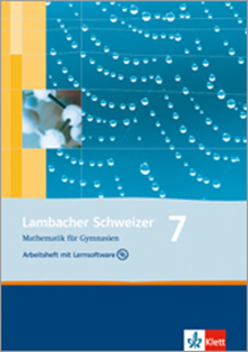 ernst klett verlag lambacher schweizer mathematik 7 ausgabe nordrhein westfalen ab 2009. Black Bedroom Furniture Sets. Home Design Ideas