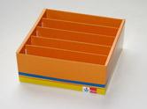 Karteikartenbox 1-4