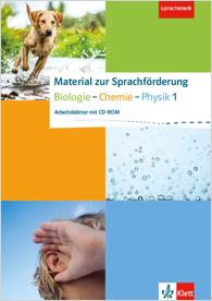 Material zur Sprachförderung Biologie Chemie Physik 1