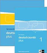 Paket Serviceband deutsch.kombi plus 1 NRW