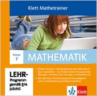 Klett Mathetrainer 7
