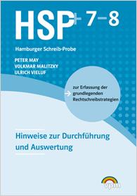 Die Hamburger Schreib-Probe (HSP) 7/8