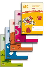 ABC Lernlandschaft 2+