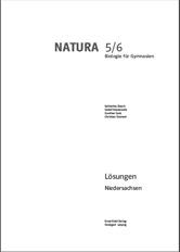 Natura 5/6 - Biologie für Gymnasien