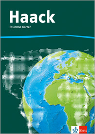 Der Haack Weltatlas Stumme Karten