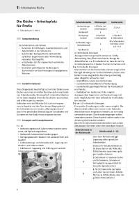 Probeseiten Probekapitel Starke Seiten Hauswirtschaft Lehrerband (1. Kapitel)