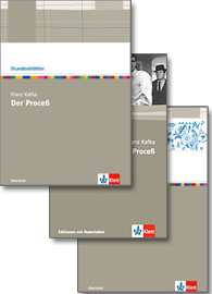 """Klett Box Abitur Deutsch: Kafka """"Der Proceß"""""""