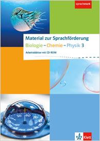 Material zur Sprachförderung Biologie Chemie Physik 3
