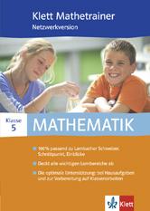 Klett Mathetrainer 5