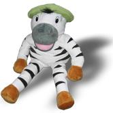 Handpuppe Zebra