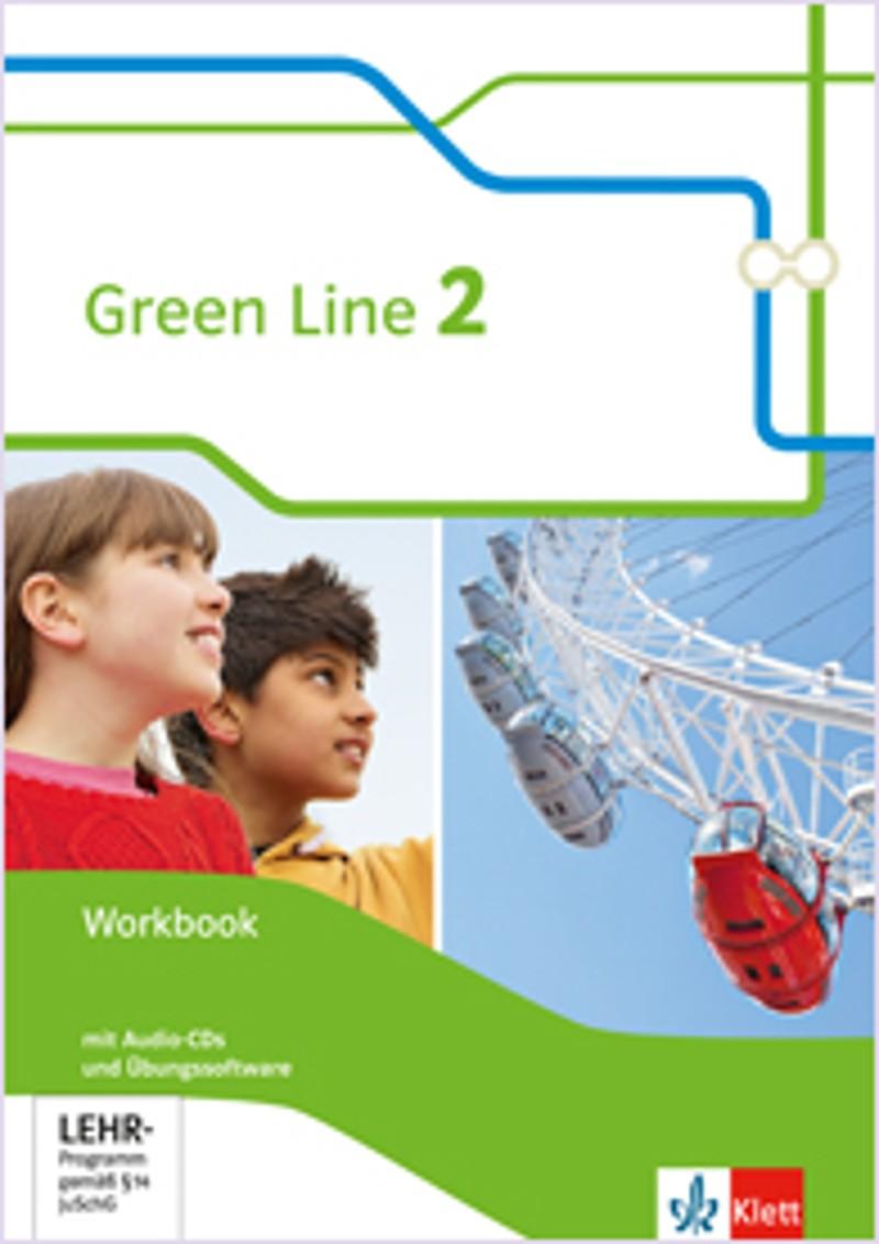 Ernst Klett Verlag Green Line 2 Bundesausgabe Ab 2014