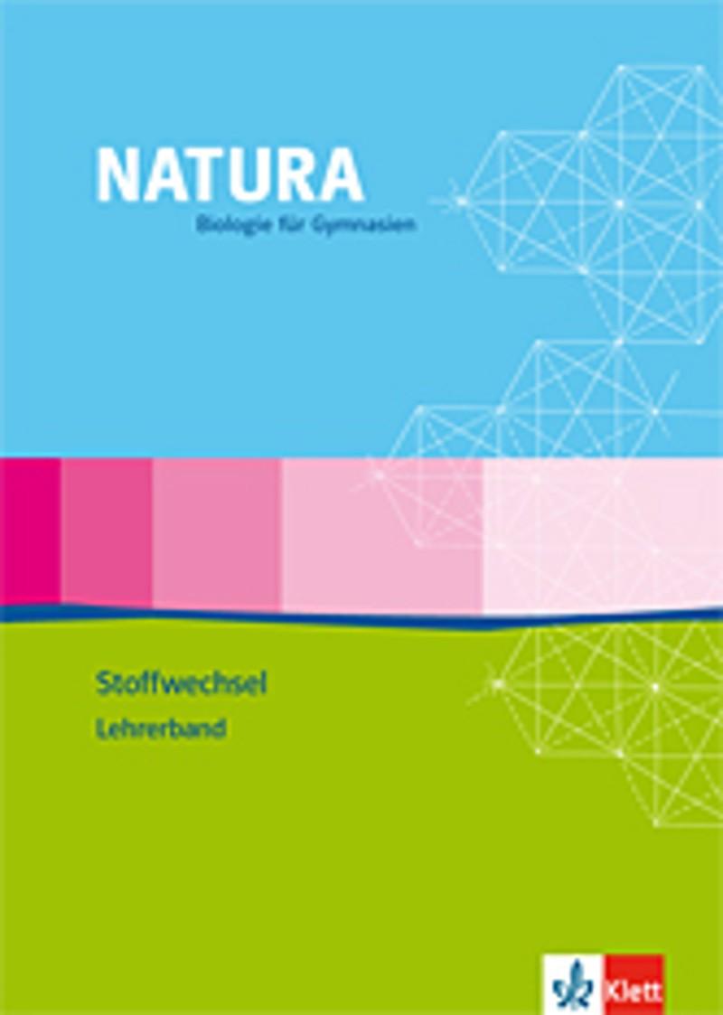 Ernst Klett Verlag - Natura Biologie Oberstufe..