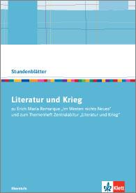 Literatur und Krieg