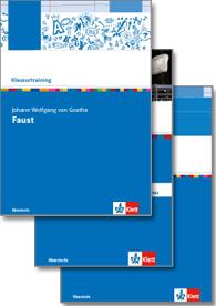 "Klett Box Abitur Deutsch: Goethe ""Faust"""