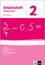 Brüche, Dezimalzahlen, Geometrie, Flächen- und Rauminhalte, Daten und  Zufall