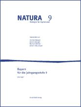 Natura 9 - Biologie für Gymnasien