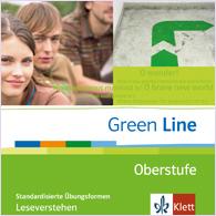 Green Line Oberstufe: Standardisierte Übungsformen Leseverstehen