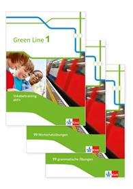 Green Line 1 Grammatik- und Wortschatzpaket