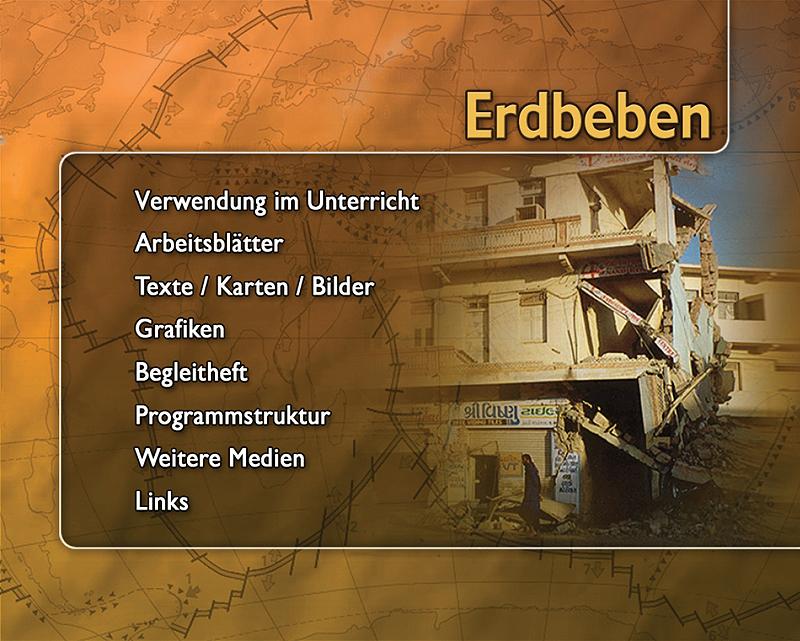Ernst Klett Verlag - Erdbeben / Earthquakes Produktdetails