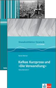 """Klett Box Abitur Deutsch mini: Kafka """"Die Verwandlung"""""""
