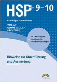 Die Hamburger Schreib-Probe (HSP) 9/10