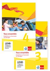 Tous ensemble Erklärfilme zur Grammatik mit Übungen Paket 2
