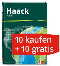 Paket Haack Weltatlas