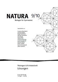 ernst klett verlag natura biologie 9 10 ausgabe th ringen ab 2011 produktdetails. Black Bedroom Furniture Sets. Home Design Ideas