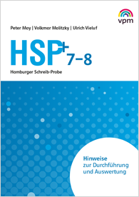 Hamburger Schreib-Probe (HSP) 7–8
