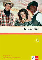Action USA! Begleitheft