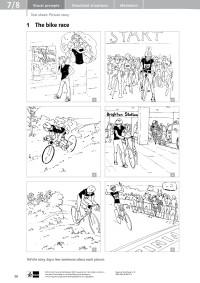 Probeseiten Speaking Tests Seite 38