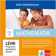 Klett Mathetrainer 8