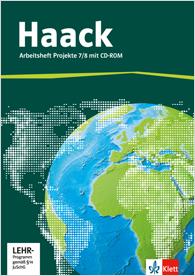 Der Haack Weltatlas Projekte 7/8