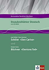 Schiller: Don Carlos / Büchner: Dantons Tod