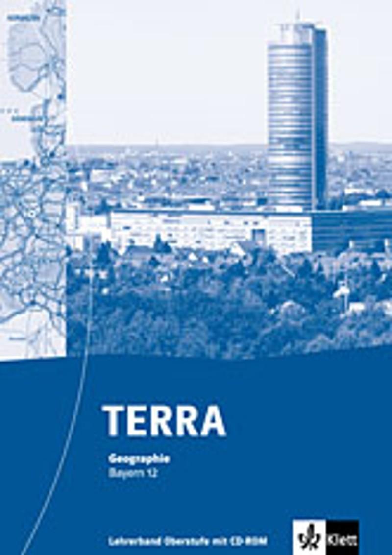 Ernst Klett Verlag - TERRA Oberstufe - Lehrwerk Produktübersicht