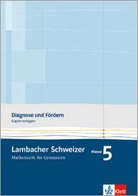 Lambacher Schweizer Mathematik 5 Diagnose und Fördern