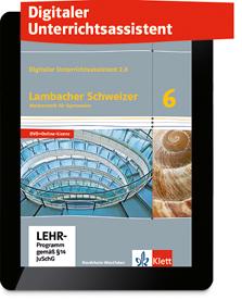 Lambacher Schweizer Mathematik 6 - G8
