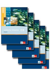 Lambacher Schweizer Mathematik Kompakt 7/8 Paket
