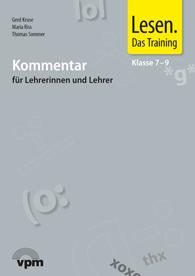 Lesen. Das Training 2