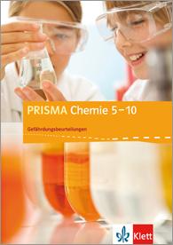 PRISMA Chemie 5-10 Gefährdungsbeurteilungen