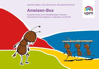 Ameisen-Box: Experten-Kartei zum selbstständigen Arbeiten