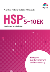 Hamburger Schreib-Probe (HSP) 5–10 EK